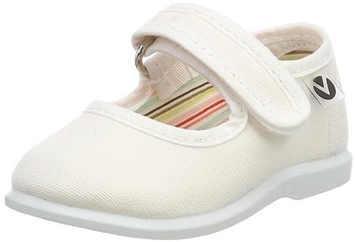Victoria Mercedes Velcro Lona, Zapatillas Unisex bebé: Amazon.es: Zapatos y complementos