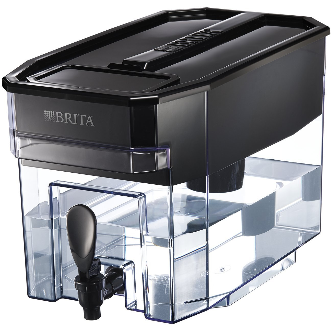 Brita Large 18 Cup UltraMax Water Dispenser and Filter - BPA Free ...