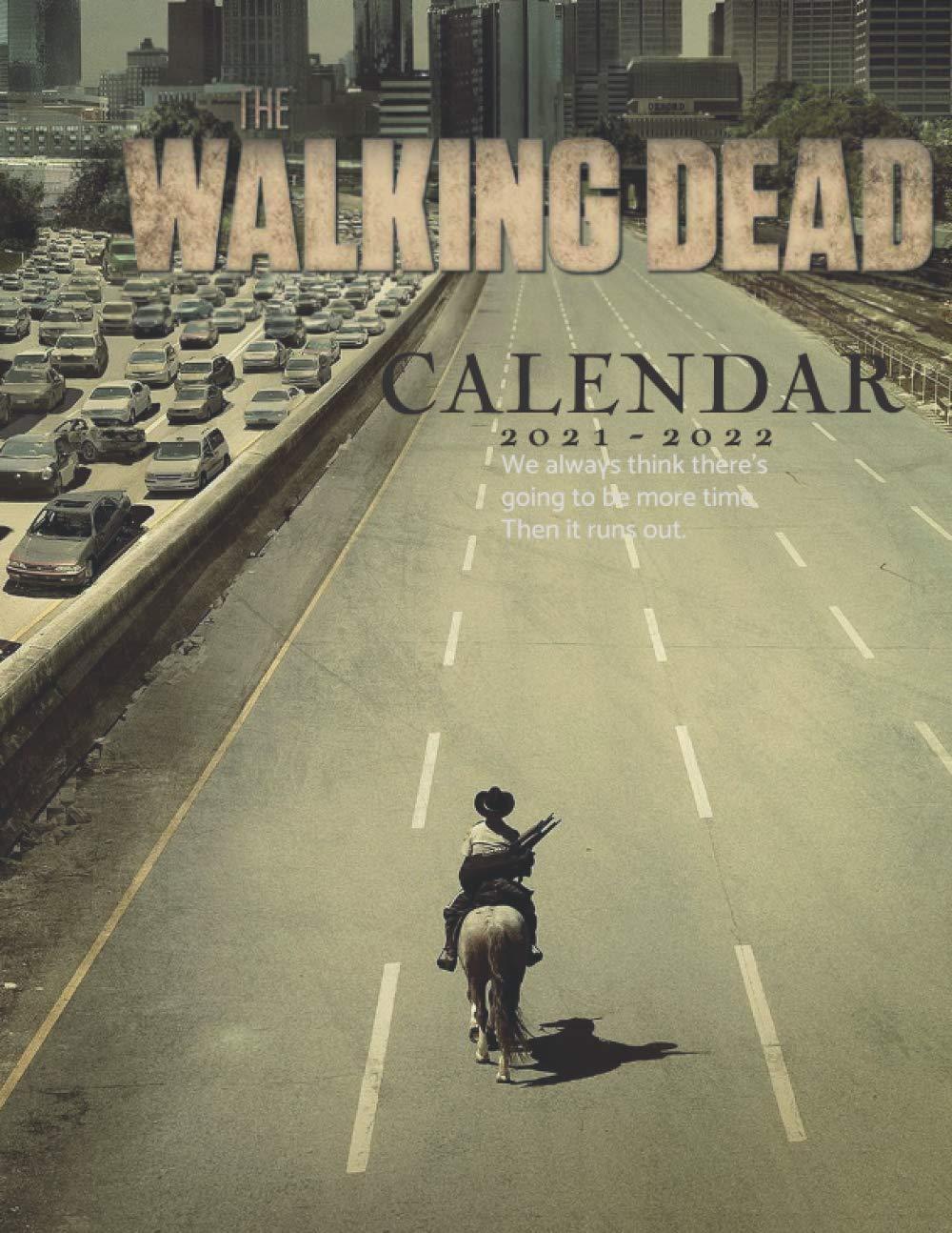 Walking Dead 2022 Calendar.Amazon Com The Walking Dead Amazing 18 Month Calendar 2021 2022 With Size 8 5 X11 9798582116189 Calendar Twd Fan Books