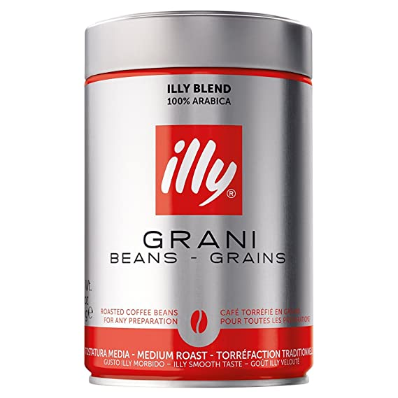 Illy Coffee Beans 250g Pack Of 10