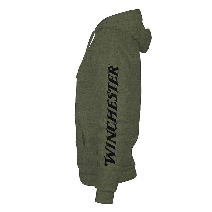 Amazon.com: Winchester oficial Legend Rider forro polar ...