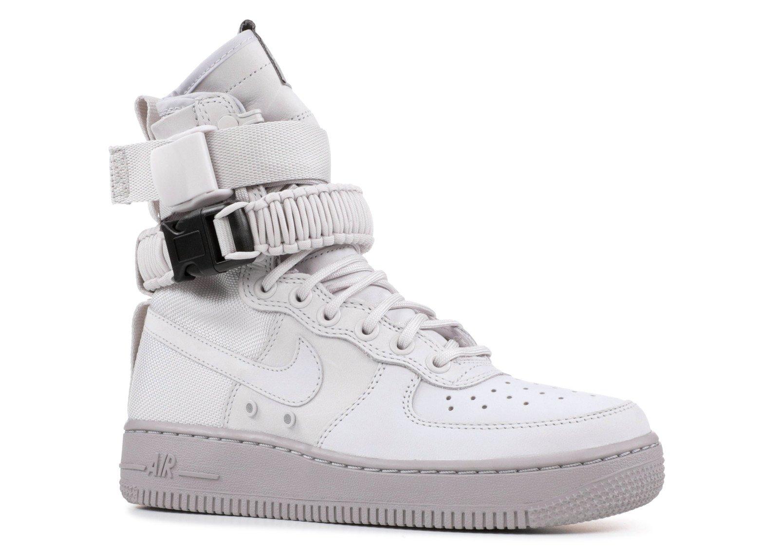 the latest f5ff7 08352 Nike W SF AF1 Womens Fashion-Sneakers 857872-003_5 - Vast Grey/Vast  Grey-Atmosphere Grey