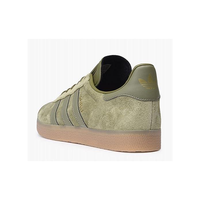 adidas gazelle vert kaki