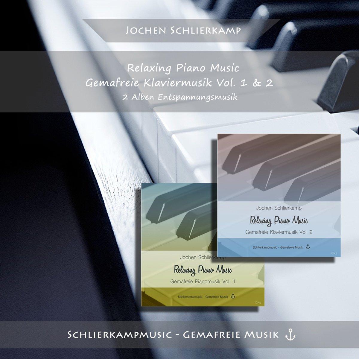 Jochen Schlierkamp, - - Relaxing Piano Music - Gemafreie