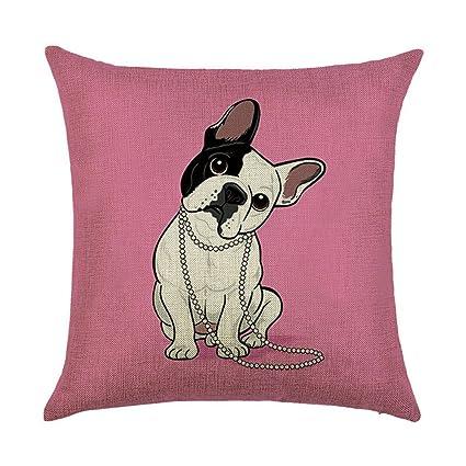 Hengjiang Fundas de almohada de 180 g para perro, cómodas, de doble cara,