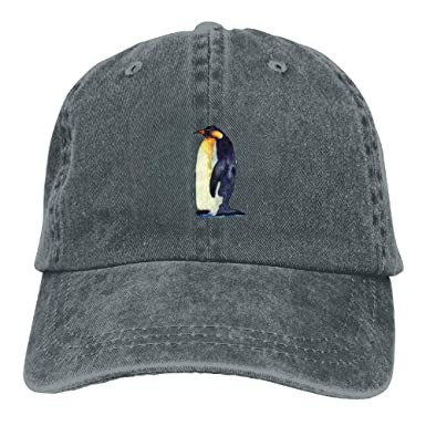 Penguin Animal Baseball Caps Unique Timeless Polo Style Hat For ...