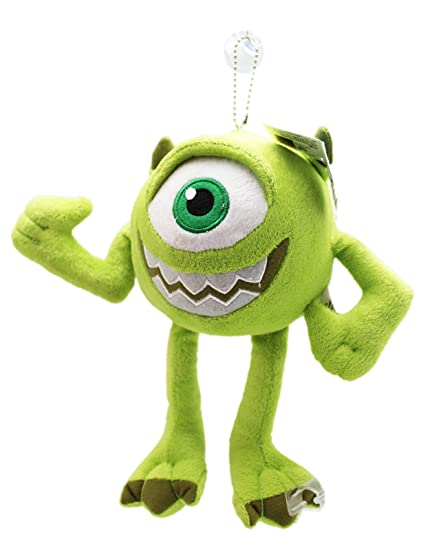 amazon com monsters inc mike wazowski small size suction cup chain