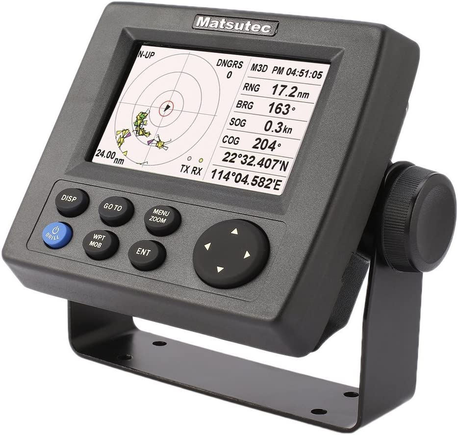 Alta sensibilidad Profesional Matsutec HP-33A Pantalla LCD DE 4.3 Pulgadas Clase B AIS Transponder Combo Marine GPS Navigator: Amazon.es: Electrónica