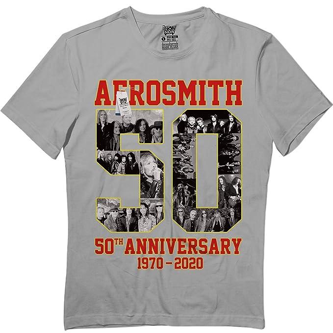 Aerosmith Us Tour 2020 Amazon.com: Great Aerosmith 50th Anniversary 1970 2020 Rock Legend