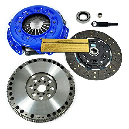 EFT STAGE 1 CLUTCH KIT+CHROMOLY FLYWHEEL fits 90-96 NISSAN 300ZX NON-