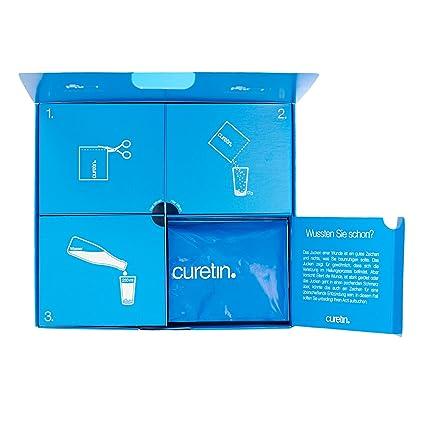 curetin – para la regeneración posoperatorios | con Importantes Nutrientes para la Cicatrización | Colágeno,