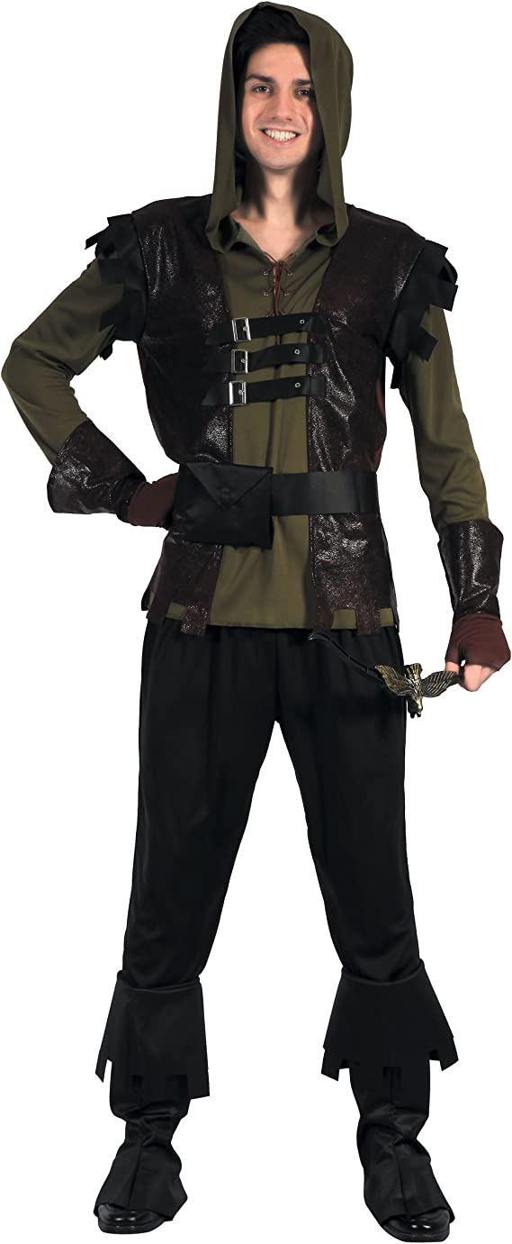 Generique - Disfraz de Cazador Arquero Hombre L: Amazon.es ...