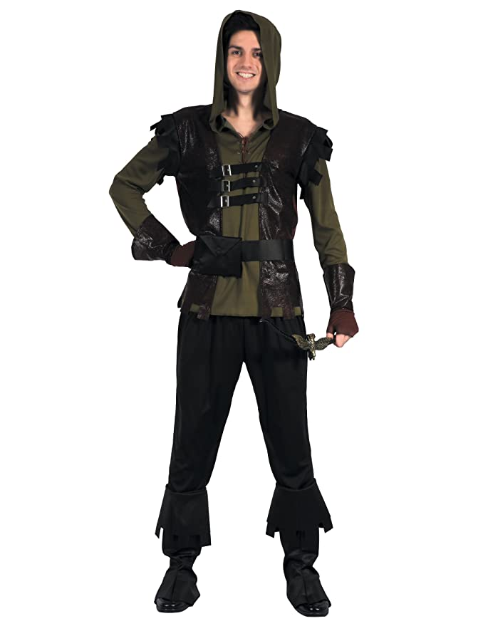 Generique - Disfraz de Cazador Arquero Hombre XL: Amazon.es ...