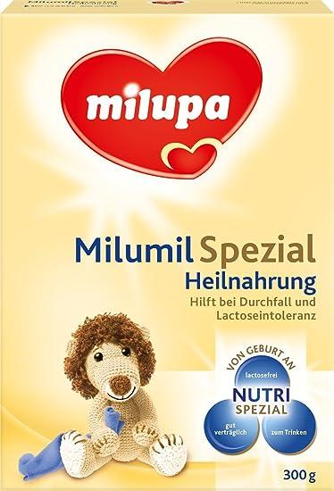 Amazon.com : Milupa Milumil Heilnahrung Spezialnahrung bei Durchfall ...