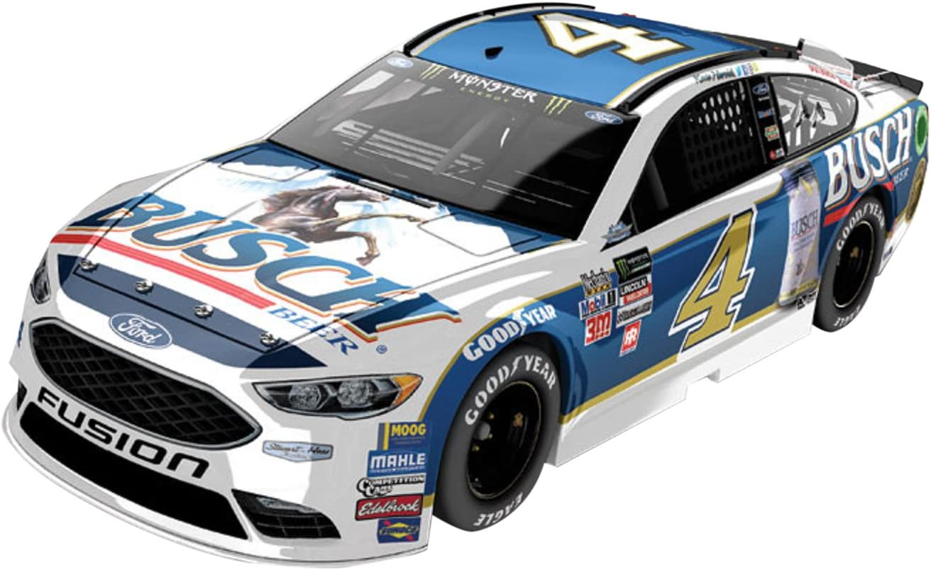 Kevin Harvick 2018 Lionel #4 Busch Light//Mobil 1 Ford Fusion 1//64 FREE SHIP!