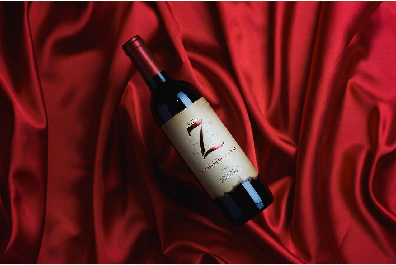 Michael David Winery 7 Deadly Zins 750 Ml At Amazon S Wine Store