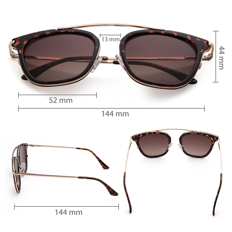 1109e9c815 Amazon.com  Square Sunglasses for Women