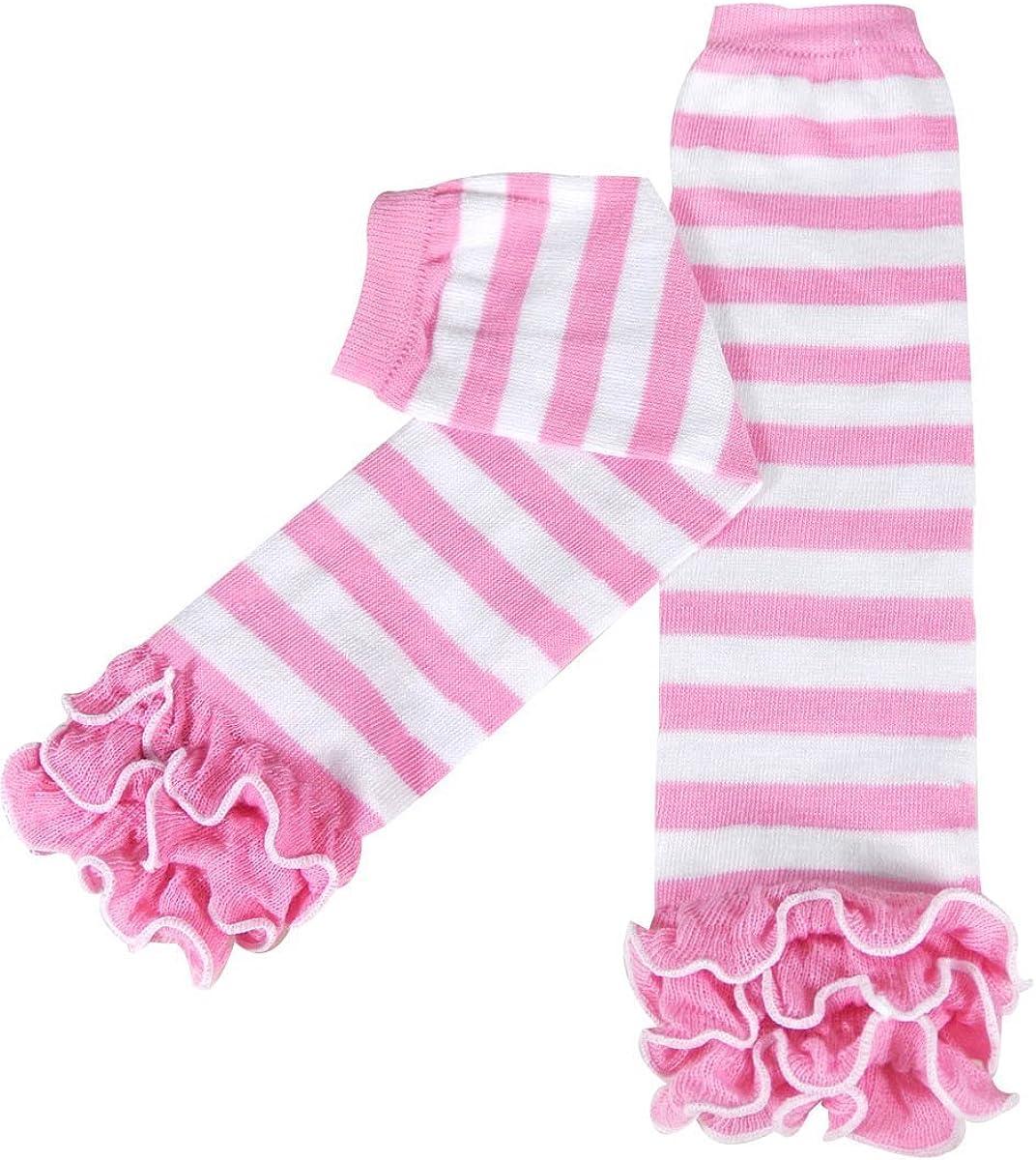 Ruffle Bottom Baby Girl /& Toddler Girl Ruffle Leg Warmer