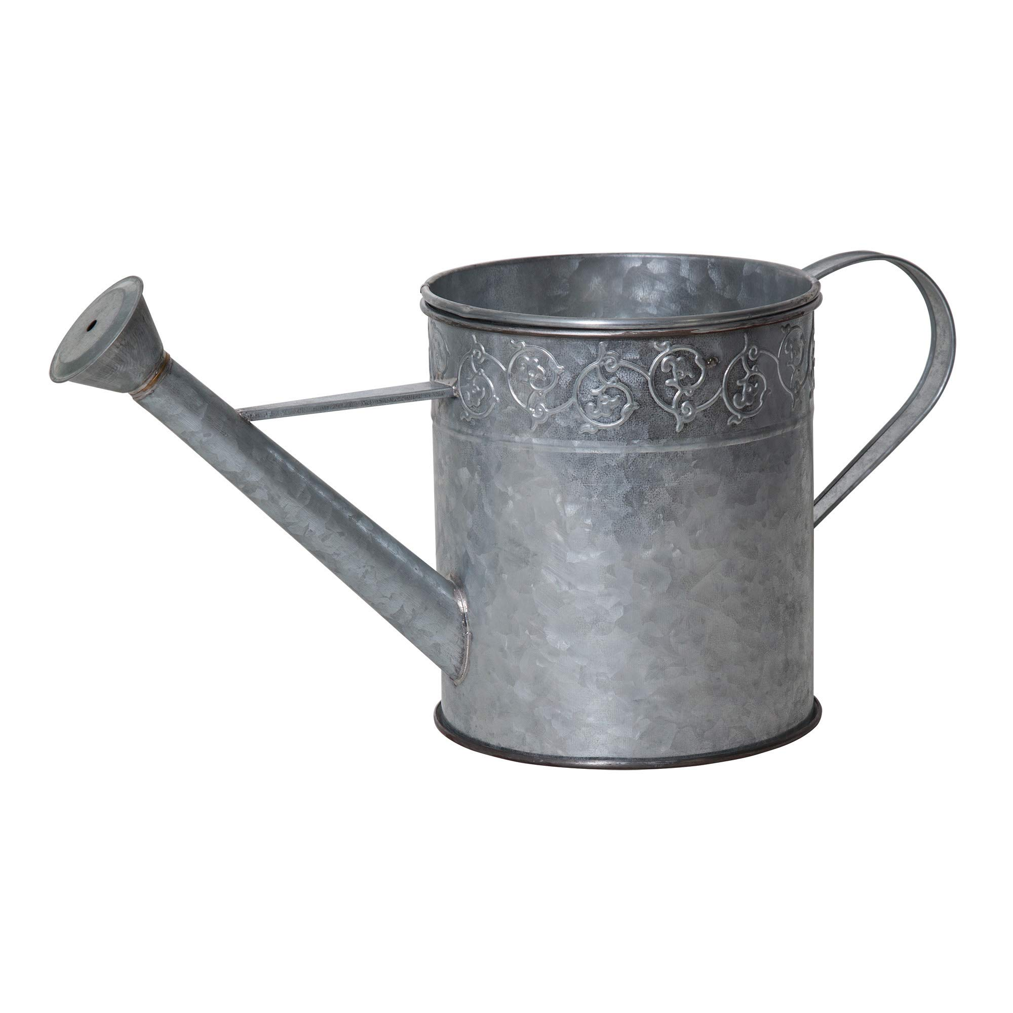 True Value Water Can Pond Spitter, Silver by True Value