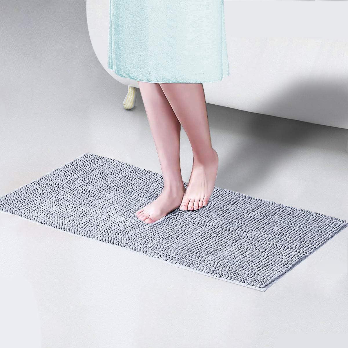 Yisily 1pc Tapis De Bain Antid/érapant Douche Baignoire Tapis Anti-Slip Mat pour Les Enfants Et Baby Shower