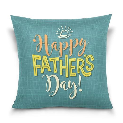 La Random - Funda de cojín Decorativa para el día del Padre ...
