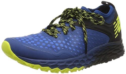 meilleur site web 32eab 2e6d4 New Balance Fresh Foam Hierro V4, Chaussures de Trail Homme