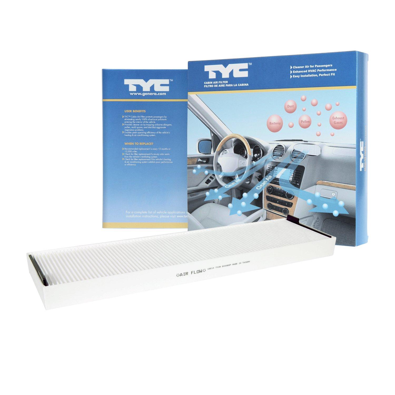 ECOGARD XC25490 Premium Cabin Air Filter Fits Chevrolet Equinox//Saturn Vue//Pontiac Torrent//Suzuki XL-7