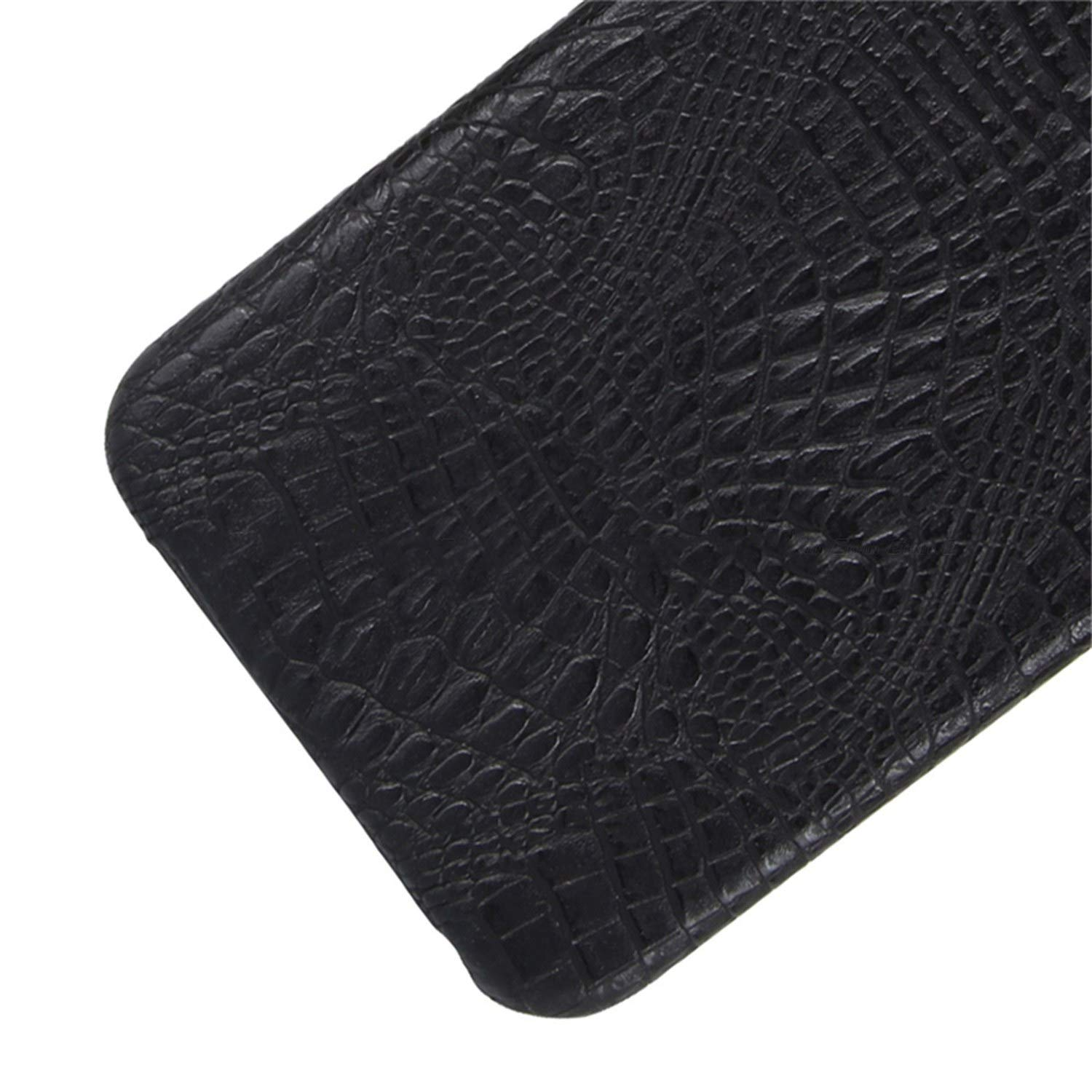 Amazon.com: Crocodile Snake Leather Phone Case for Samsung ...