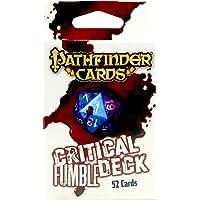 Pathfinder Cards: Critical Fumble Deck