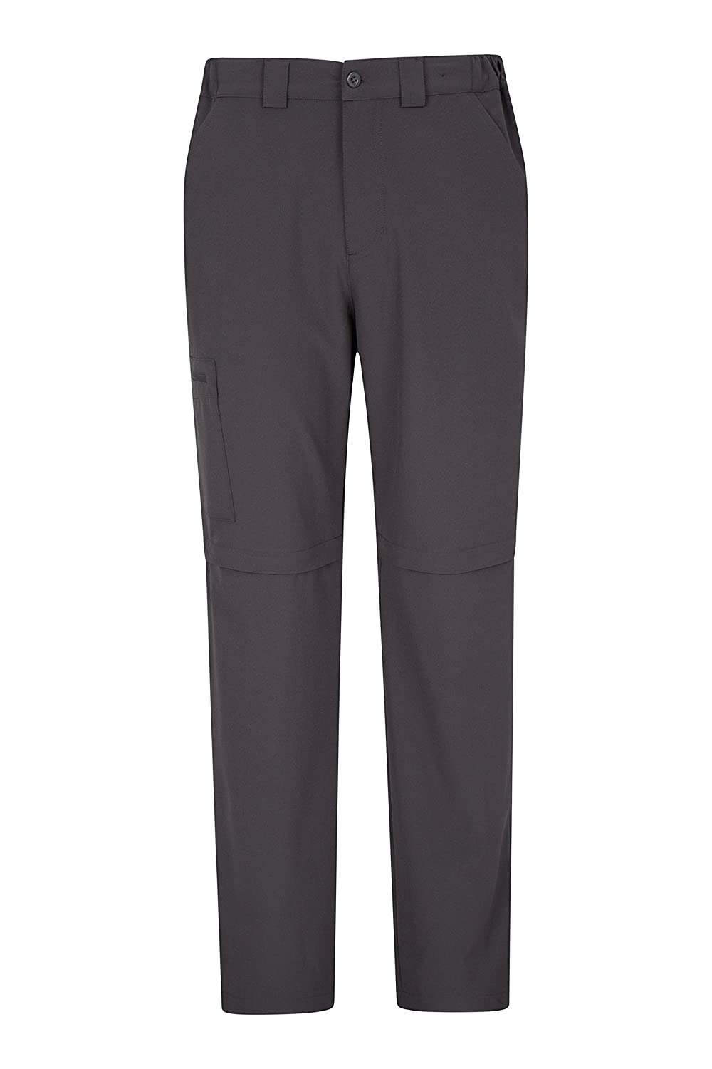 Mountain Warehouse Stride Mens Trousers - Casual, UPF50+ Summer Pants