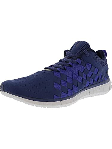 more photos e3cc8 b36a6 Nike Men s Free Og 14 Woven Blue Legend Persian Violet-Midnight Navy  Ankle-High Walking Shoe - 10M  Buy Online at Low Prices in India - Amazon.in