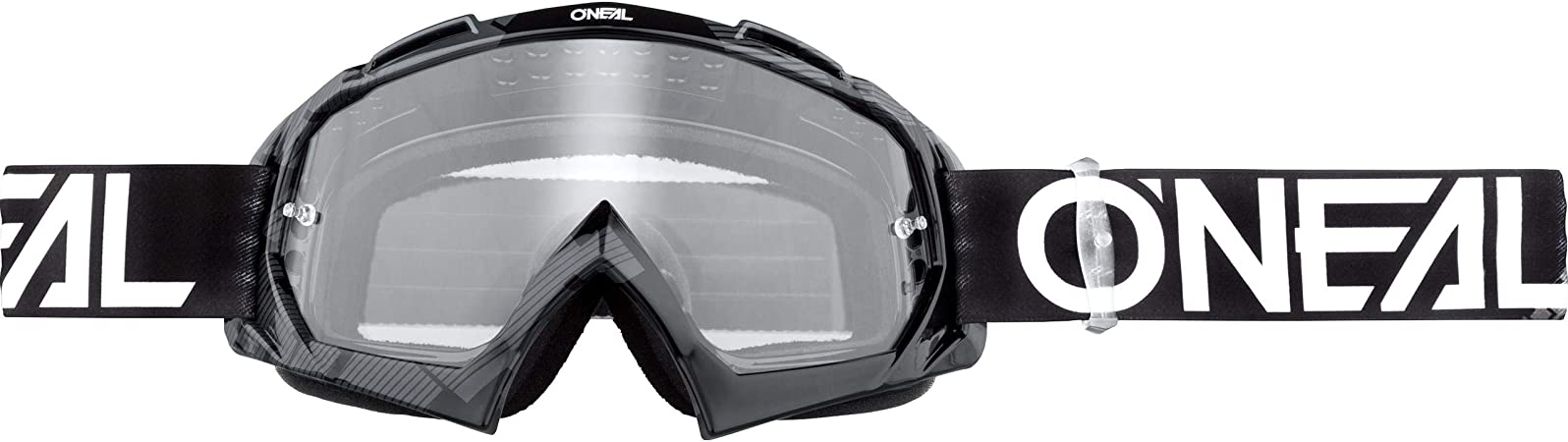 Oneal B-10 Stream Clear Motocross Goggles