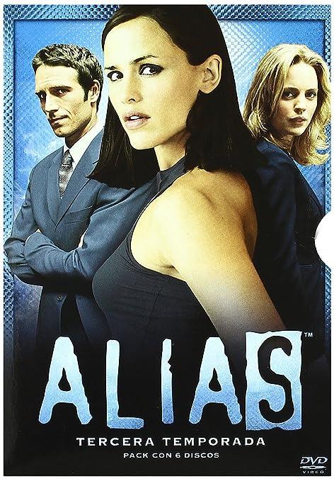 Alias - Temporada 3 [DVD]: Amazon.es: Jennifer Garner, Merrin ...