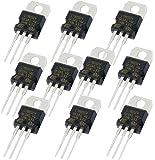 L7805CV L7805 Positive Voltage Regulator Output 5v TO-220 Package, 20 Pieces