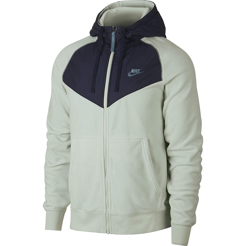 NIKE Men's Sportswear Full Zip Hoodie