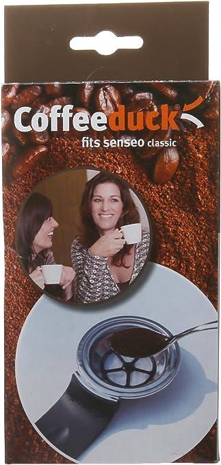 coffeduck Für Senseo Classic Dauerfilter für normales Kaffeepulver