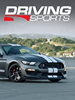 Driving Sports TV: One Lap in the Ford Mustang GT350R [OV]
