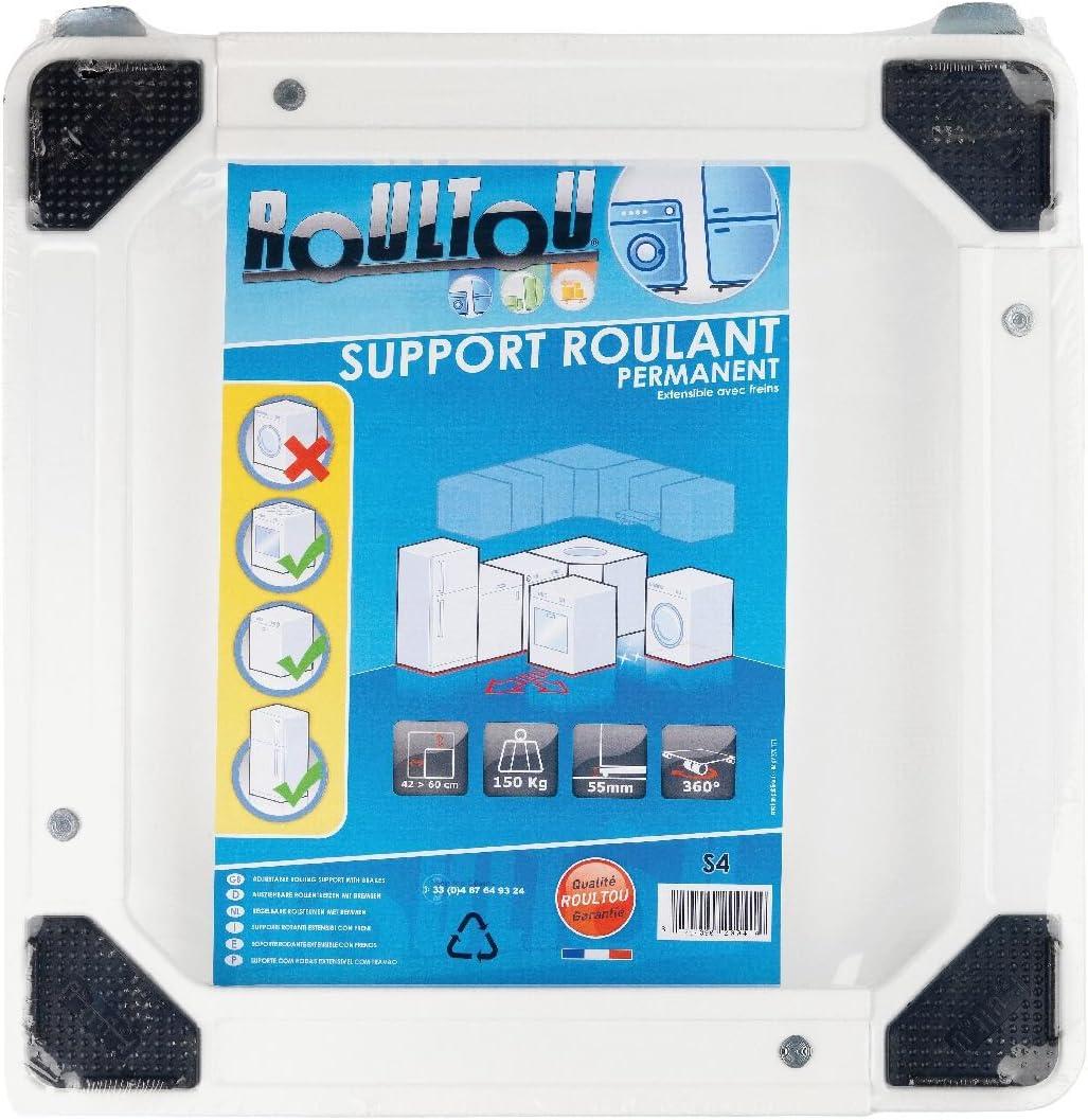 Support Roulant Extensible 42 à 60 Cm Electromenager