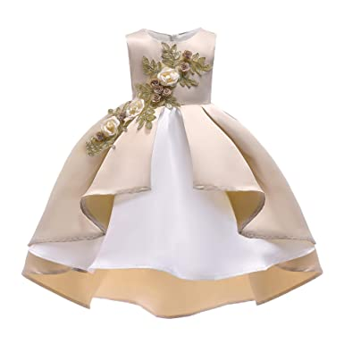 5dc341014e3b Toddler Girl Christmas Dress 12-18 Month Fall Winter Knee Length Special  Occasion Dress for