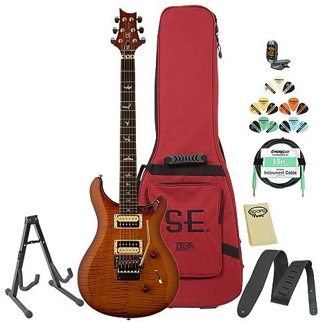 "GoDpsMusic cm4vsfl-kit-1 PRS SE ""Pink Floyd Custom 24 Vintage Sunburst"