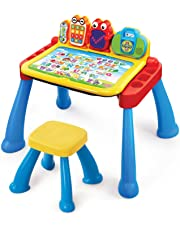 VTech Touch & Learn Activity Desk Deluxe (Frustration Free Packaging - English Version)