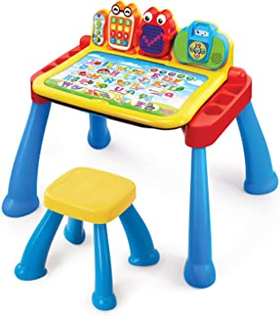 VTech Touch Desk Deluxe Learning Activity Toy
