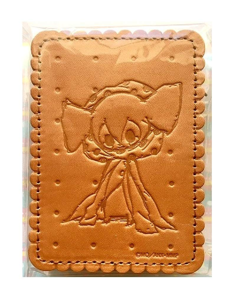 The Movie Magical Girl Madoka TM Magica Exhibition events memorabilia leather pouch of biscuits by Movic by Movic