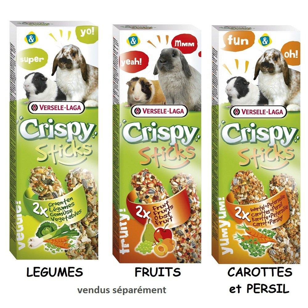 CRISPY Sticks Fruits (Lapin-Cobaye) VERSELE LAGA A-19015 36969