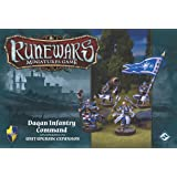 Runewars: Daqan Infantry Unit Upgrade Expansion Pack