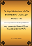 Sutra of Golden Light