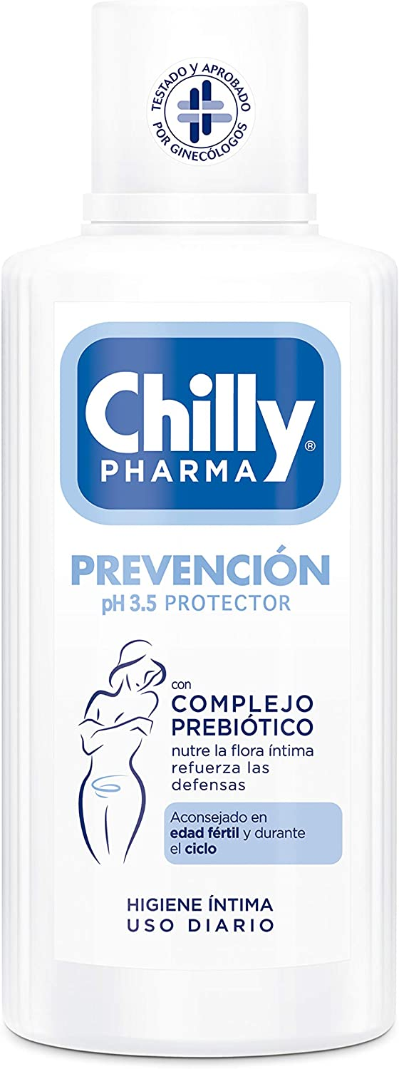 Chilly Pharma - Gel Íntimo Prevención - 450 ml.