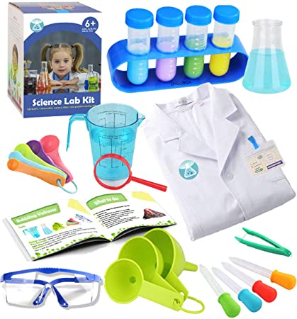 Kids Science Experiment Kit for Kids Age 5 - 11