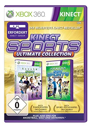 Kinect Sports Ultimate Collection (Kinect erforderlich) [Importación alemana]