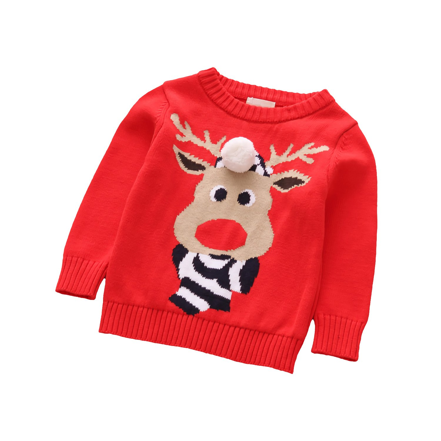 8f30216e97d2 Top 10 wholesale Adorable Christmas Sweaters - Chinabrands.com